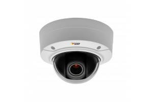 Axis P3215-VE IP security camera Buiten Dome Wit