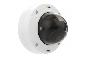 Axis P3224-LVE Mk II IP security camera Buiten Dome Wit