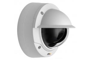 Axis P3224-VE Mk II IP security camera Buiten Dome Wit