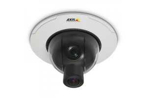 Axis P5544 PTZ Dome Network Camera IP security camera Binnen Dome Wit