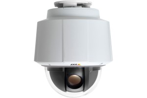 Axis Q6042 IP security camera Binnen & buiten Dome Wit