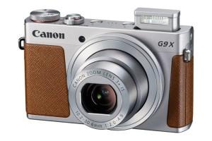 "Canon PowerShot G9 X - Digital Camera - 20,2 MP CMOS 28 mm-84 mm - Display: 7,62 cm/1"" TFT - Silver"