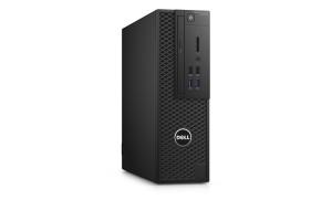 Dell Precision T3420 - Workstation - Core i5 3,3 GHz - RAM: 8192 MB DDR3L - HDD: 1000 GB Serial ATA - HD 500 NVIDIA Quadro K420